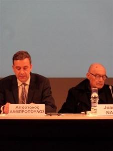 Apostolos Lampropoulos / Université Bordeaux Montaigne (Institut Français de Grèce)